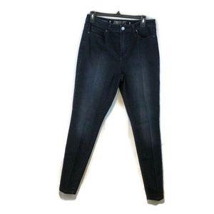 Jennifer Lopez JLO High Rise Women's Skinny Jeans
